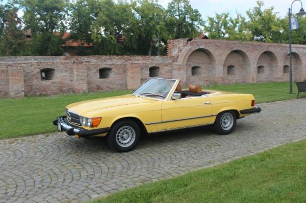 Mercedes Benz 450SL4