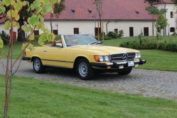 Mercedes Benz 450SL3