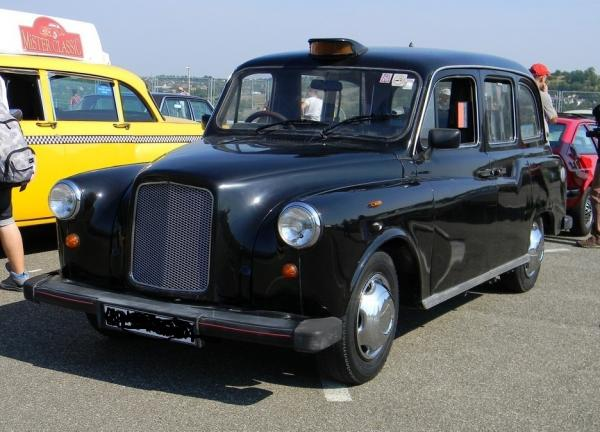 LTI Fairway Carbodies -Taxiu londonez de epoca masina pt evenimente